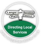 Langar cum Barnstone Parish Council logo